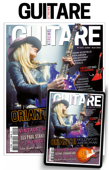 Guitare extreme mag